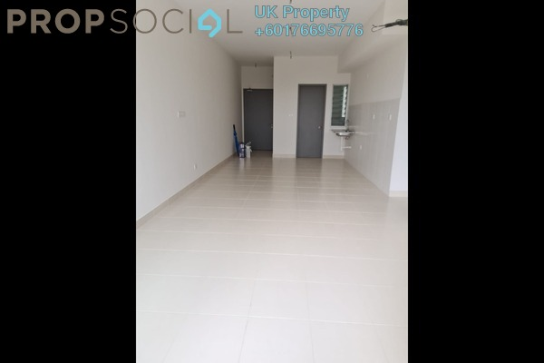 Apartment For Rent in Aman 1, Tropicana Aman Freehold Semi Furnished 2R/2B 1.1k