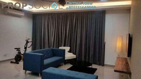 Apartment For Rent in Austin Regency, Tebrau Freehold Fully Furnished 3R/3B 1.8k