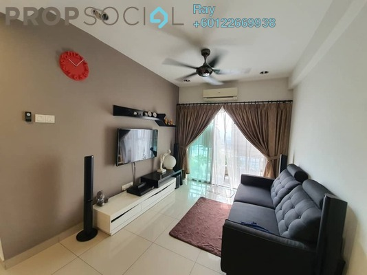 Condominium For Rent in Park 51 Residency, Petaling Jaya Freehold Fully Furnished 3R/2B 2k