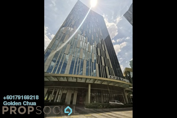Office For Rent in IOI City Tower, IOI Resort City Freehold Unfurnished 0R/0B 20k