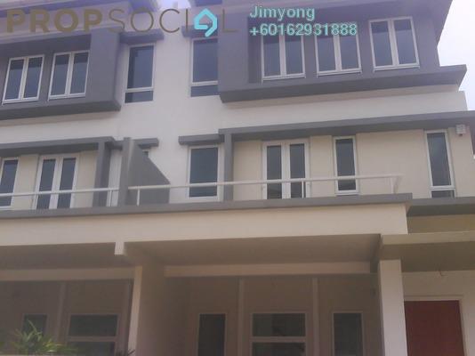 Semi-Detached For Sale in The Rafflesia, Damansara Perdana Freehold Unfurnished 6R/5B 2.5m
