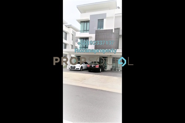 Bungalow For Sale in Lambaian Residence, Bangi Freehold Fully Furnished 8R/9B 1.99m