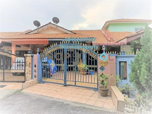 Terrace For Sale in Taman Kajang Prima, Kajang Freehold Semi Furnished 3R/1B 440k