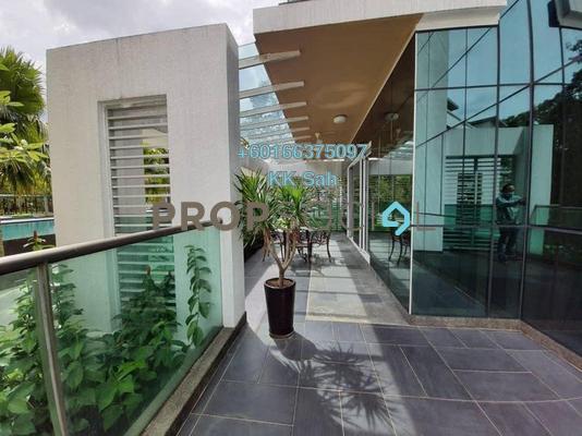 Serviced Residence For Rent in Surian Residences, Mutiara Damansara Freehold Fully Furnished 5R/5B 6k