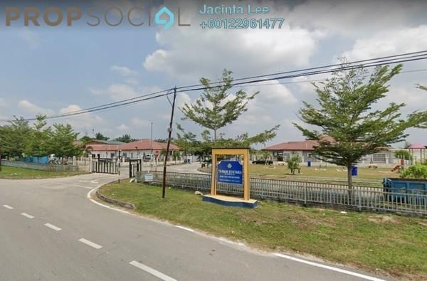 Semi-Detached For Sale in Taman Bentara, Telok Panglima Garang Freehold Unfurnished 4R/3B 320k