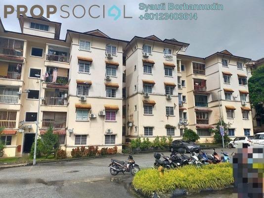 Condominium For Sale in Prima Damansara, Damansara Damai Freehold Fully Furnished 3R/2B 285k