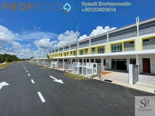 Terrace For Sale in Kampung Bukit Changgang, Banting Leasehold Unfurnished 4R/3B 431k