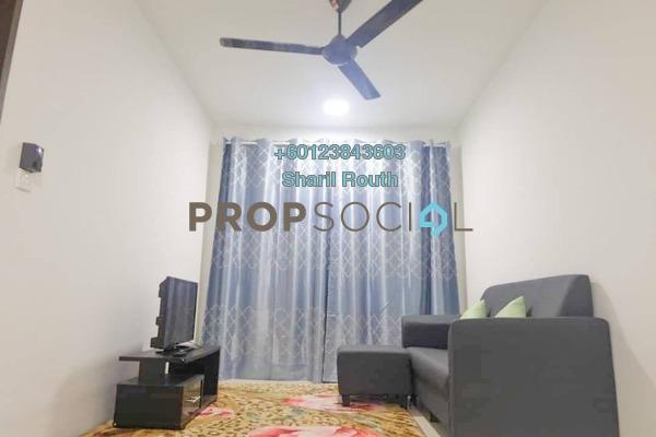 Condominium For Rent in Residensi Kepongmas, Kepong Freehold Semi Furnished 3R/2B 1.4k