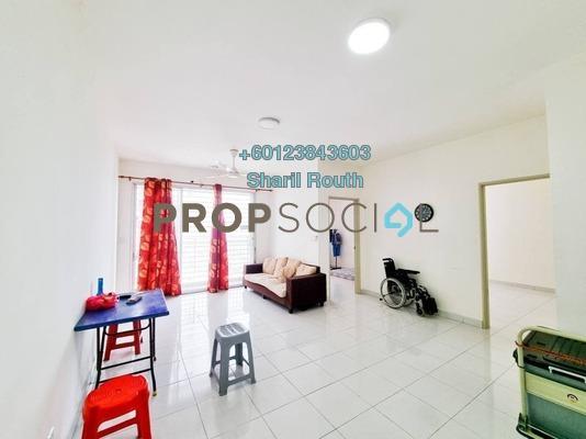 Condominium For Rent in Residensi Pandanmas, Pandan Indah Freehold Semi Furnished 3R/2B 1.4k