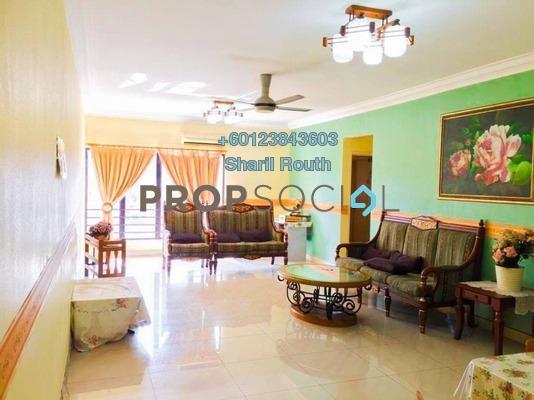 Condominium For Rent in Desa Permai, Taman Desa Freehold Fully Furnished 3R/2B 1.6k