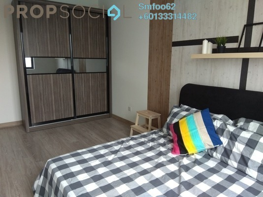 Condominium For Rent in South View, Bangsar South Freehold Fully Furnished 3R/2B 3k