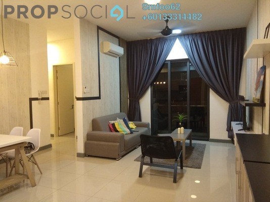 Condominium For Rent in South View, Bangsar South Freehold Fully Furnished 3R/2B 2.5k