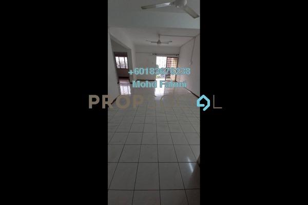Condominium For Rent in City Garden Palm Villa, Pandan Indah Freehold Semi Furnished 3R/2B 1.4k