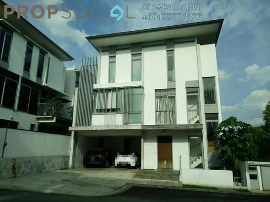 Bungalow For Sale in Garden Manor, Sungai Buloh Freehold Semi Furnished 5R/7B 2.99m