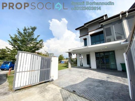 Terrace For Sale in Nahara, Bandar Bukit Raja Freehold Unfurnished 4R/4B 1.18m