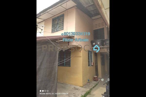 Terrace For Sale in Taman Setapak Jaya, Setapak Leasehold Unfurnished 2R/1B 257k