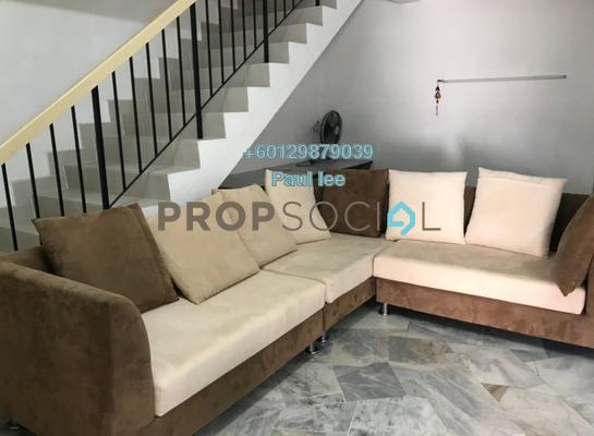 Terrace For Rent in Taman Wawasan, Pusat Bandar Puchong Freehold Fully Furnished 4R/3B 1.8k