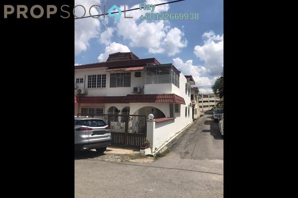 Terrace For Sale in Taman Mayang, Kelana Jaya Freehold Semi Furnished 4R/3B 928k