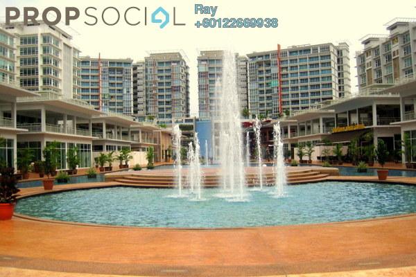 Serviced Residence For Sale in Oasis Ara Damansara, Ara Damansara Freehold Semi Furnished 2R/2B 535k