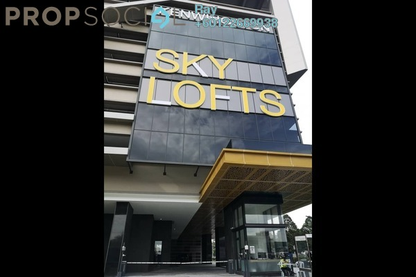 Serviced Residence For Rent in Kenwingston Sky Loft, UEP Subang Jaya Freehold Fully Furnished 2R/2B 2k