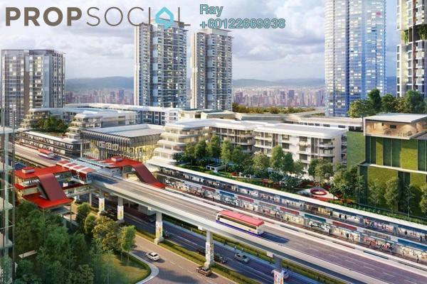 Condominium For Rent in Sunway GEO Residences, Bandar Sunway Freehold Fully Furnished 2R/3B 3k
