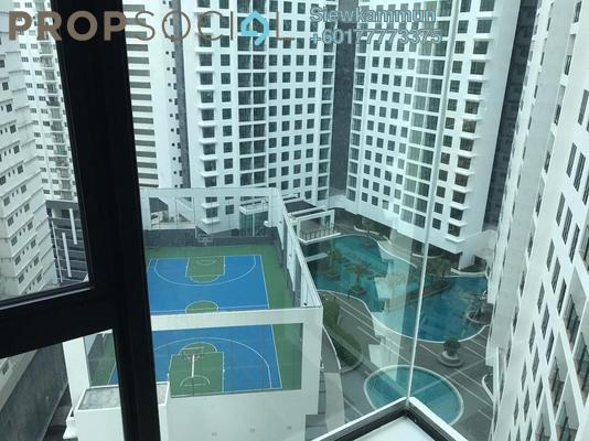 Condominium For Sale in Mizumi Residences, Kepong Freehold Semi Furnished 3R/2B 480k