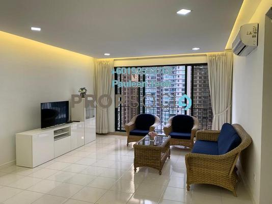 Condominium For Rent in Vista Kiara, Mont Kiara Freehold Fully Furnished 3R/2B 3.3k