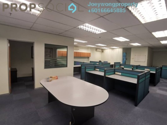 Shop For Rent in IOI Business Park, Bandar Puchong Jaya Freehold Fully Furnished 0R/0B 2.8k