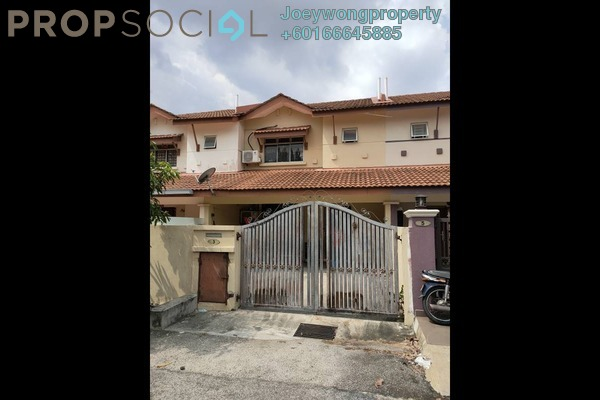 Terrace For Sale in Taman Tasik Puchong, Puchong Freehold Semi Furnished 4R/3B 499k
