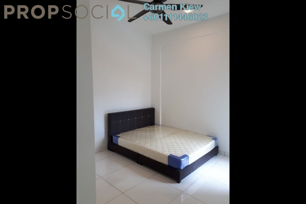 Condominium For Rent in The Twin Residences, Johor Bahru Freehold Fully Furnished 3R/2B 1.3k