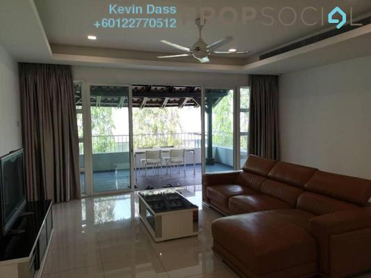 Terrace For Rent in The Glades, Putra Heights Freehold Fully Furnished 5R/5B 5.5k