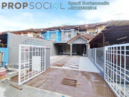 Terrace For Sale in Bandar Saujana Utama, Sungai Buloh Freehold Unfurnished 4R/3B 440k