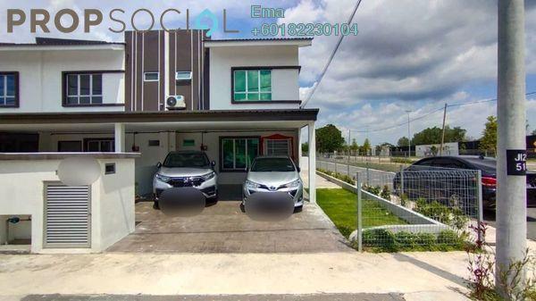 Terrace For Sale in Irama Perdana, Alam Perdana Freehold Fully Furnished 4R/3B 580k