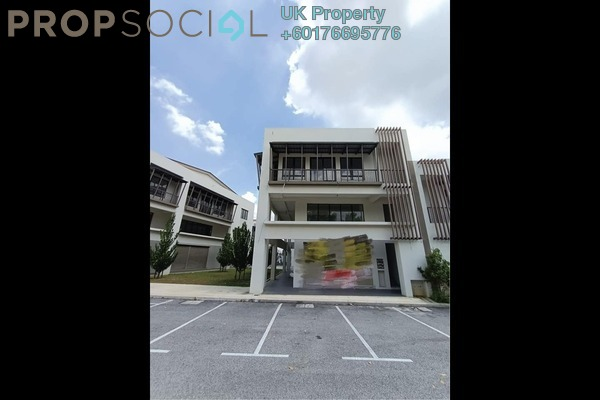 Shop For Rent in Sinaria, Tropicana Aman Freehold Unfurnished 0R/2B 5k