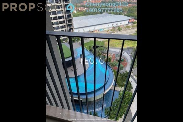 Condominium For Sale in Geo Bukit Rimau, Bukit Rimau Freehold Unfurnished 2R/2B 420k