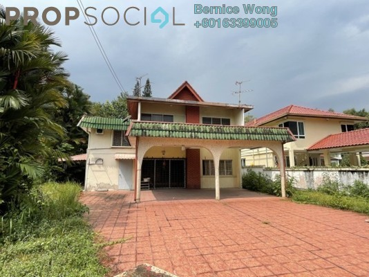 Bungalow For Sale in Damansara Heights, Kuala Lumpur Freehold Unfurnished 5R/4B 3.8m