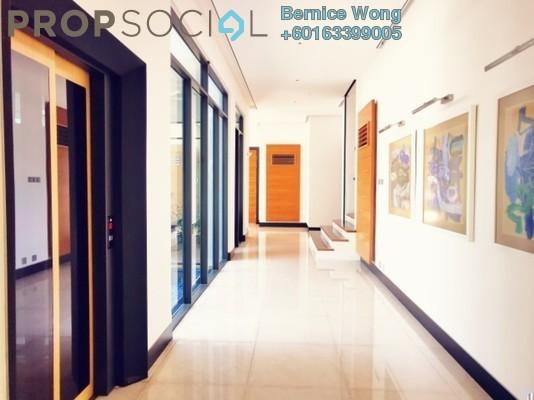 Bungalow For Sale in Damansara Heights, Kuala Lumpur Freehold Semi Furnished 6R/8B 11.5m