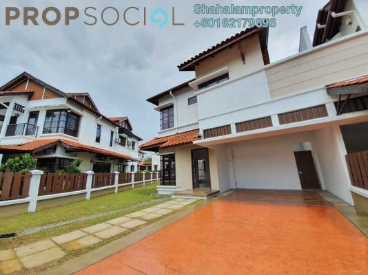 Semi-Detached For Sale in Tinta, Alam Impian Freehold Unfurnished 6R/7B 1.67m