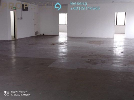 Office For Rent in Setia Taipan 2, Setia Alam Freehold Unfurnished 2R/2B 2.5k