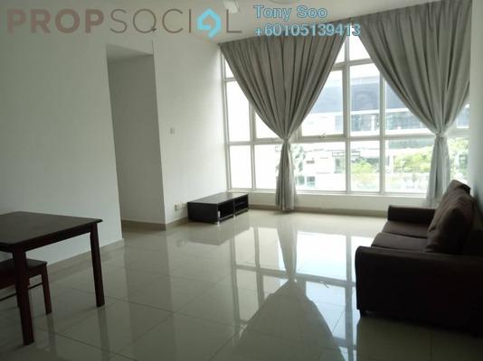 Condominium For Sale in Mutiara Ville, Cyberjaya Freehold Semi Furnished 3R/2B 370k