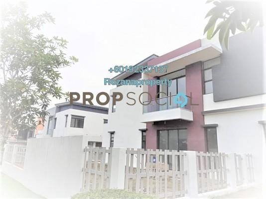Terrace For Sale in Grandlis @ Setia EcoHill, Semenyih Freehold Unfurnished 5R/4B 982k