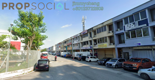 Office For Rent in Taman Perindustrian Puchong, Puchong Freehold Unfurnished 0R/0B 13k