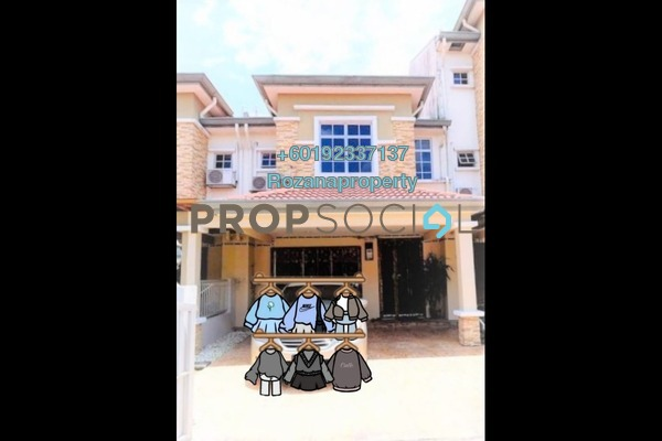 Terrace For Sale in Taman Langat Ceria, Cheras Freehold Fully Furnished 4R/3B 799k