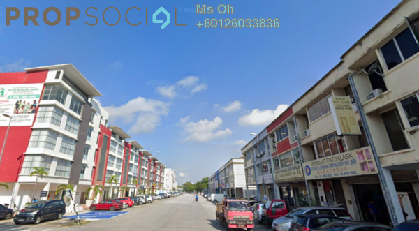 Shop For Rent in Taman Perindustrian Puchong, Puchong Freehold Unfurnished 0R/0B 8.8k