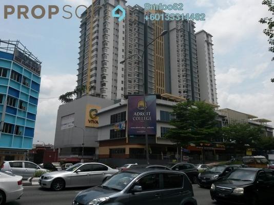 Condominium For Rent in Viva Residency, Sentul Freehold Fully Furnished 2R/2B 1.5k