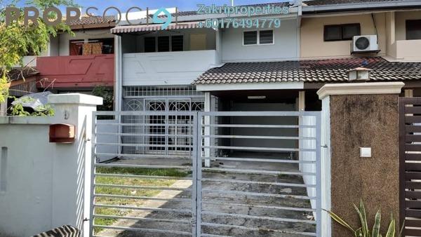 Terrace For Rent in Taman Bukit Serdang, Seri Kembangan Freehold Unfurnished 3R/3B 1.35k