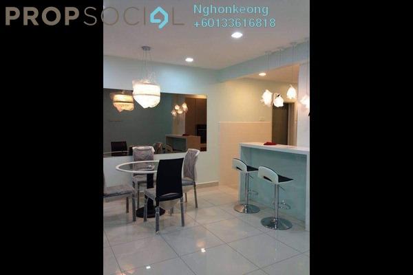 Condominium For Sale in Atmosfera, Bandar Puchong Jaya Freehold Fully Furnished 3R/2B 630k