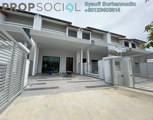 Terrace For Sale in Taman Alam Impian, Alam Impian Freehold Unfurnished 4R/3B 820k
