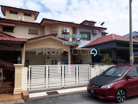 Terrace For Sale in Taman Baiduri, Banting Freehold Unfurnished 5R/3B 460k
