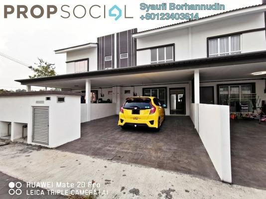 Terrace For Sale in Irama Perdana, Alam Perdana Leasehold Unfurnished 4R/3B 440k